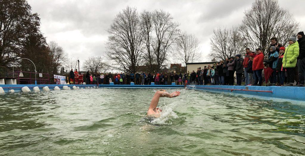 Eisschwimmen 2018